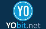 YoBit – обзор характеристик и отзывов о бирже