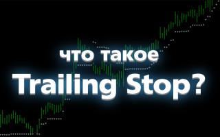 Что такое Trailing Stop и как его выставить?