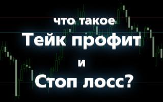 Что такое Take Profit и Stop Loss в трейдинге?