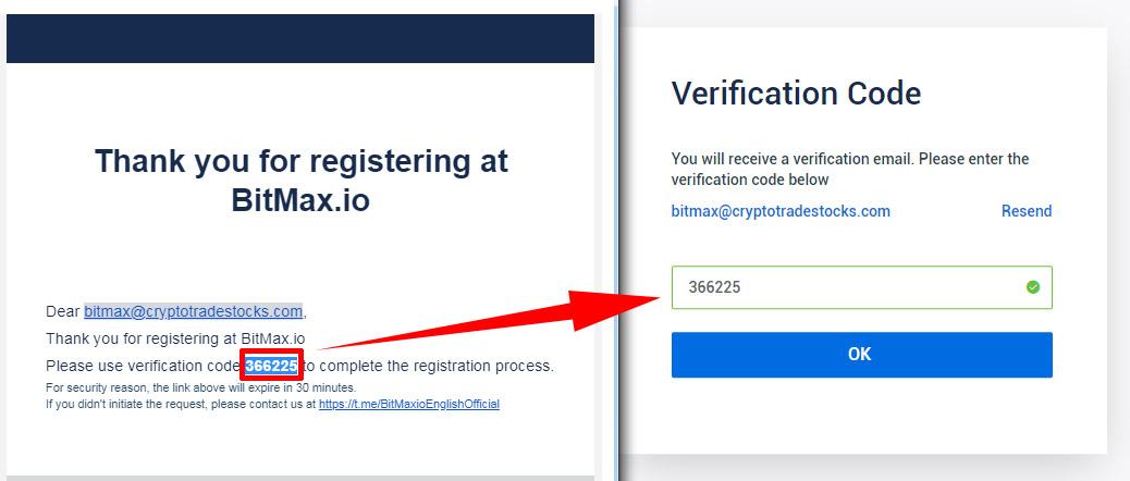 Биржа BitMax – инструкция по регистрации и торговле