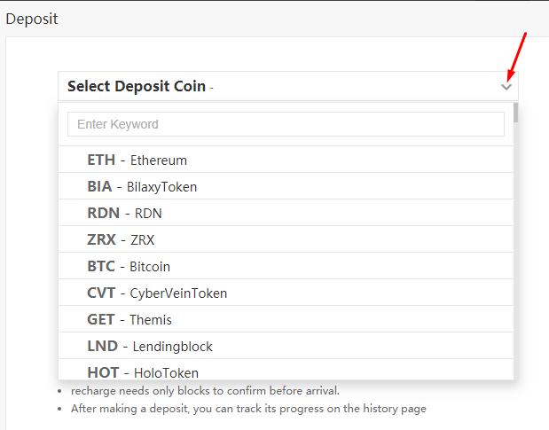 Выбор криптовалюты