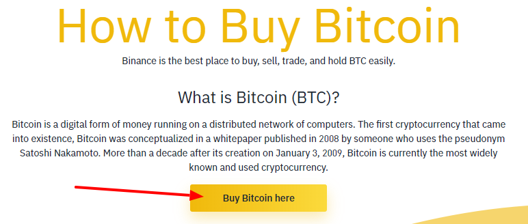Buy Bitcoin here