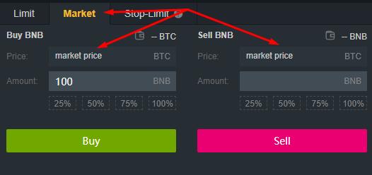 Рыночная цена